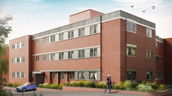 Halo Manchester. Invest in Corporate Buy To Let