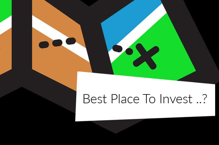 looking for the best place to invest in property