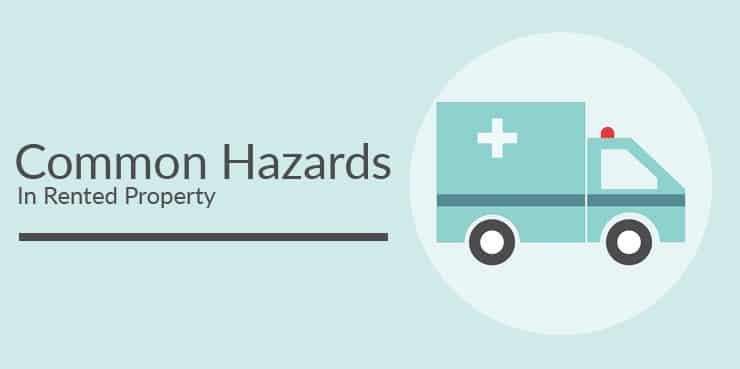 common hazards in rented property