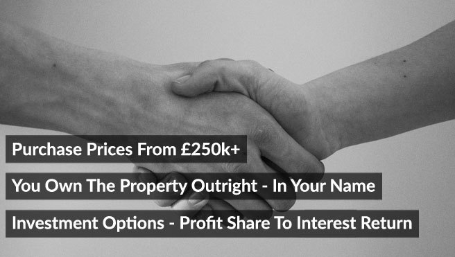 invest in a property joint venture