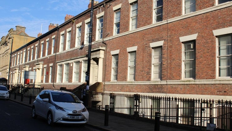 Jameson House, Sunderland. External view. Invest in Professional Buy To Let.