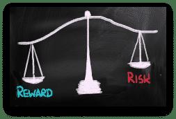 risk vs reward property investment